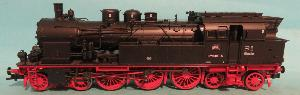 74075  4-6-4 Steam Loco DB078 DCC fitted with sound