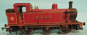 LMS Jinty 16440 Tank Engine