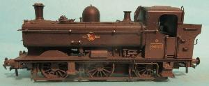 32-203 Pannier Tank 4666 Weathered BR