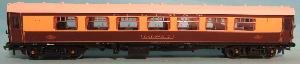 39-310 Car No 347 Pullman with lights