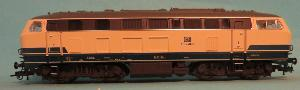 74233 Diesel loco VR218 DB DCC fitted with sound