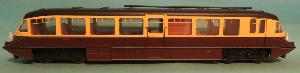 Dapol 4D-011-002D Streamlined Railcar W10 BR DCC Fitted