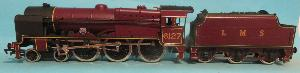 37092 Old Contemptibles Parallel Boiler Scot 6127